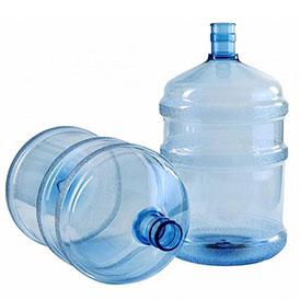 Бутыль из поликарбоната, объём 18,9 литров