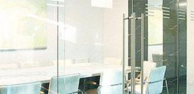 Цельностеклянные перегородки ALT115