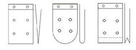 Пакеты для хлебобулочных изделий с вентиляцилнными отверстиями (перфорированный)