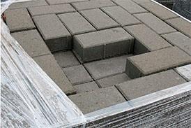 Плиты бетонные для тротуаров П21.11.8-Ма, 8-МЦ-ка Прямоугольная