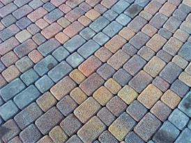 Плиты бетонные для тротуаров П18.12.6-М, 6-МЦ-к, Старый город