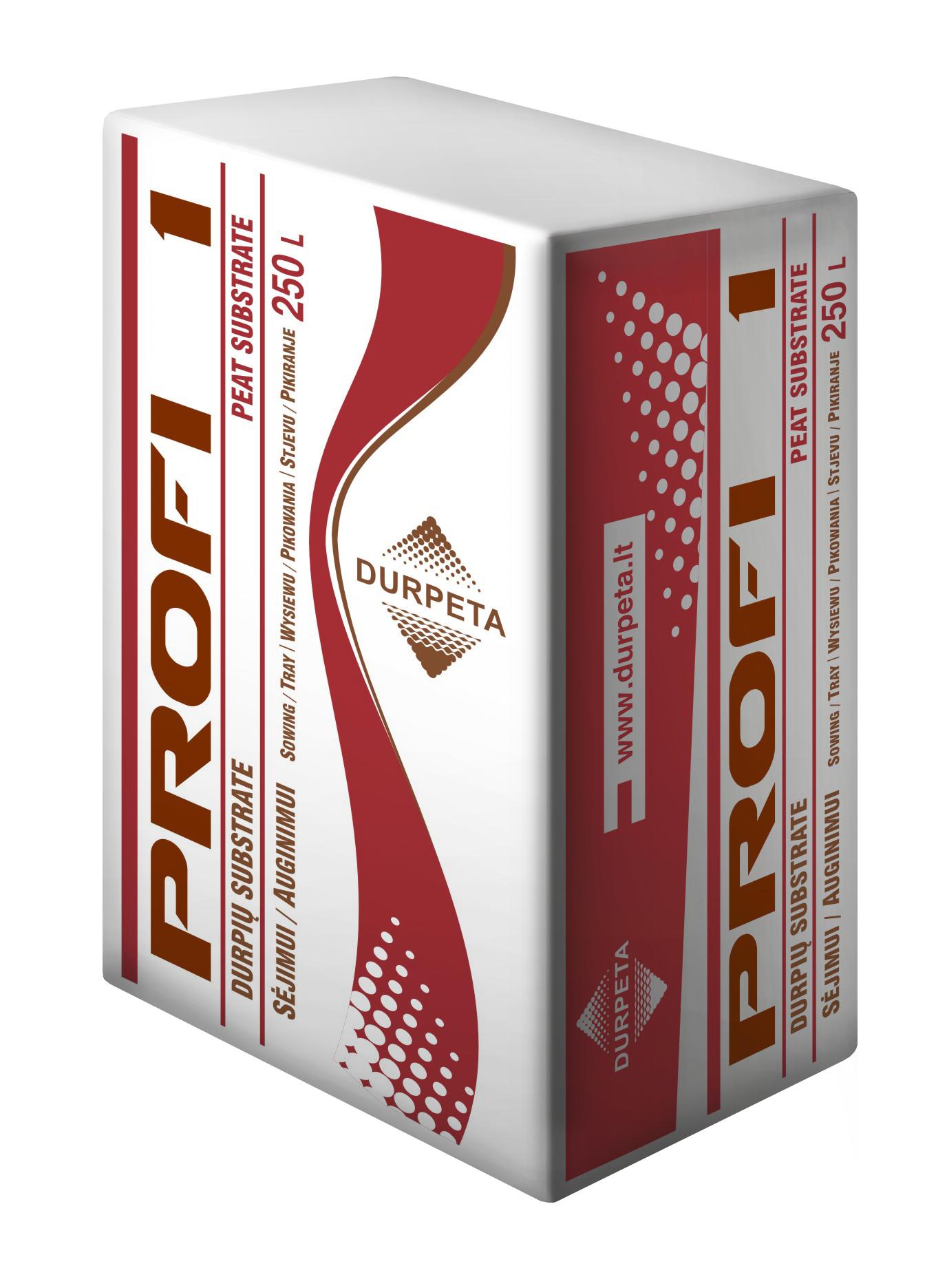 ТОРФЯНОЙ СУБСТРАТ PROFIMIX 1a pH 5.5-6.5