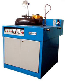 Станок шлифовально-полировальный ШП-350 - Сморгонский завод оптического станкостроения