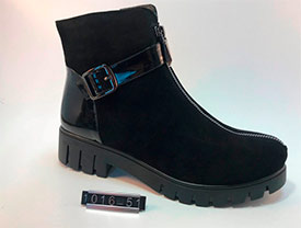 Ботинки женские Battine G1016-51C-G4.5