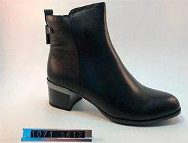 Ботинки женские Battine G1071-1612C-G4.5