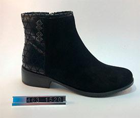 Ботинки женские Battine G643-1520C-G4.5