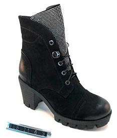 Ботинки женские WIT MOONI WK165-W21-6R-3B