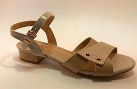 Туфли женские KOROLEVA 1069-5886-3 бежевые
