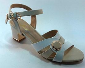 Туфли женские KOROLEVA 1295-1 бежевые
