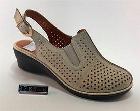Туфли женские KOROLEVA 8765-6 бежевые