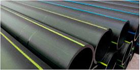 Трубы полиэтиленовые для газопроводов ПЭ-100 СТБ ГОСТ Р 50838-97