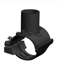 Седловой отвод (патрубок накладка) SDR11
