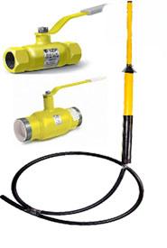 Газопровод-ввод SDR11 ГАЗ и сопутсвующая комплектация