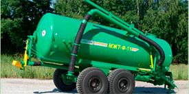 Запчасти к МЖТ Ф-11 (6) (Машина для внесения жидких органических удобрений)