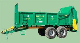 Запчасти к МТУ-15, 18 (Машина для внесения твердых органических удобрений)
