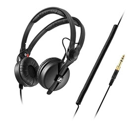 Наушники Sennheiser HD 25 Plus (Black)