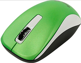 Мышь Genius Wireless BlueEye NX-7010 (Green)