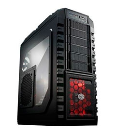 Корпус без блока питания Cooler Master HAF X [RC-942-KKN1] (Black)