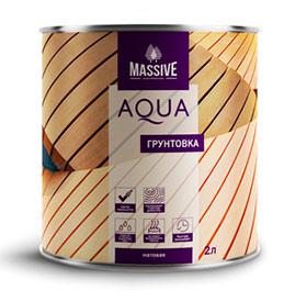Грунтовка Aqua MASSIVE