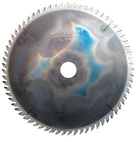 Пила дисковая с твердым сплавом 250*50*1,8/2,8*18+18+2 WoodCraft