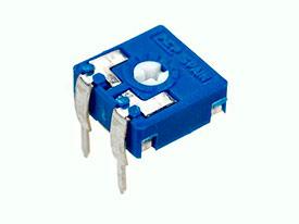 Резистор подстроечный CA9