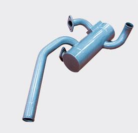 Охладитель рециркуляции отработанных газов 245-1008140-Т