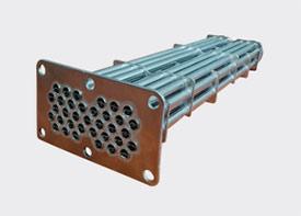 Блок охладителя рециркуляции газов ИЖКС.067344.017