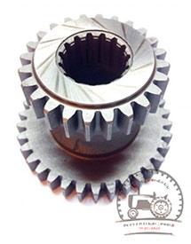 Блок шестерня 082-4202026 Сморгонский агрегатный зхавод