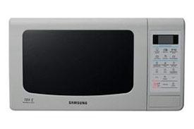 Микроволновая печь Samsung ME83KRQS-3/BW