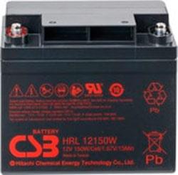 Аккумулятор для ИБП CSB HRL12150W (12В/38 А·ч)