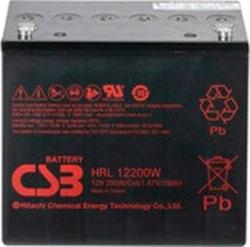 Аккумулятор для ИБП CSB HRL12200W (12В/55 А·ч)