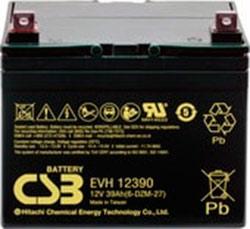 Аккумулятор для ИБП CSB EVH12390 (12В/39 А·ч)