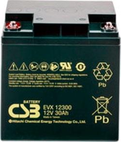 Аккумулятор для ИБП CSB EVX12300 (12В/30 А·ч)