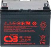 Аккумулятор для ИБП CSB GP12340 (12В/34 А·ч)
