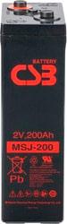 Аккумулятор для ИБП CSB MSJ200 (2В/205 А·ч)
