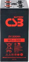 Аккумулятор для ИБП CSB MSJ500 (2В/510 А·ч)