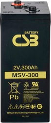 Аккумулятор для ИБП CSB MSV300 (2В/300 А·ч)