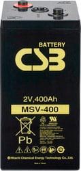 Аккумулятор для ИБП CSB MSV400 (2В/415 А·ч)