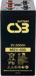 Аккумулятор для ИБП CSB MSV500 (2В/500 А·ч)
