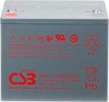 Аккумулятор для ИБП CSB XHRL12360W (12В/90 А·ч)