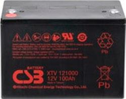Аккумулятор для ИБП CSB XTV121000 (12В/100 А·ч)