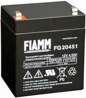 Аккумулятор для ИБП FIAMM FG20451 (12В/4.5 А·ч)