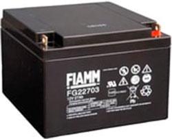 Аккумулятор для ИБП FIAMM FG22703 (12В/27 А·ч)