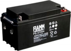 Аккумулятор для ИБП FIAMM FG27004 (12В/70 А·ч)