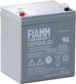 Аккумулятор для ИБП FIAMM 12FGHL22 (12В/5 А·ч)