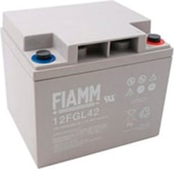 Аккумулятор для ИБП FIAMM 12FGL42 (12В/42 А·ч)