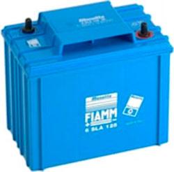 Аккумулятор для ИБП FIAMM 6SLA125 (6В/125 А·ч)