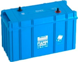 Аккумулятор для ИБП FIAMM 6SLA180 (6В/180 А·ч)