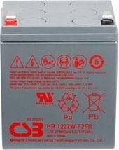 Аккумулятор для ИБП CSB HR1227W F2 (12В/6.5 А·ч)