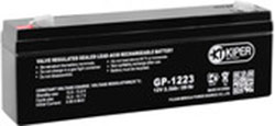 Аккумулятор для ИБП Kiper GP-1223 F1 (12В/2.3 А·ч)